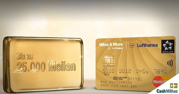 Miles & More Gold, o cartão que faz voar pela Lufthansa!