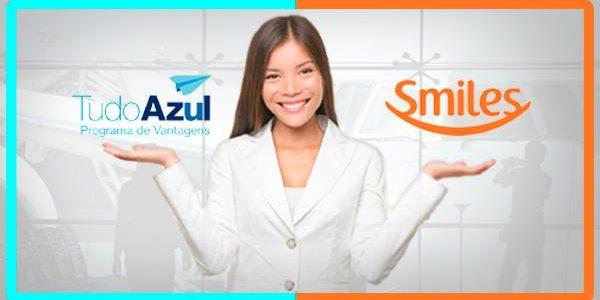 Clube TudoAzul ou Clube Smiles: Qual o melhor?
