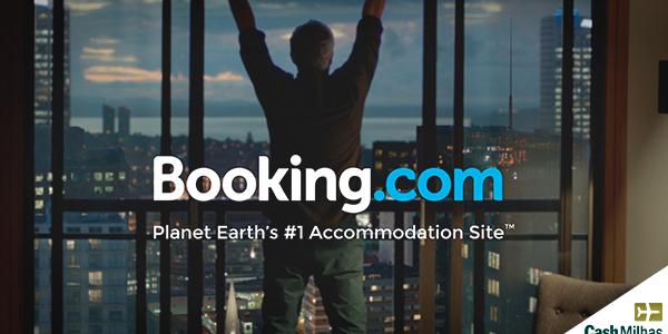 Booking.com e LATAM Fidelidade – Acumule pontos em hospedagens
