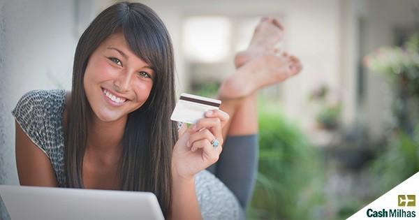 Transfira pontos do cartão de crédito para TudoAzul