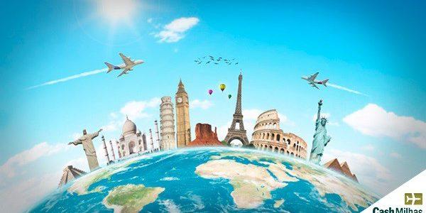 Use milhas Smiles Gol em viagens internacionais
