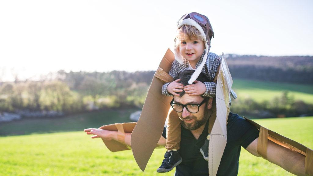 Venda milhas para comprar o presente de dia dos pais