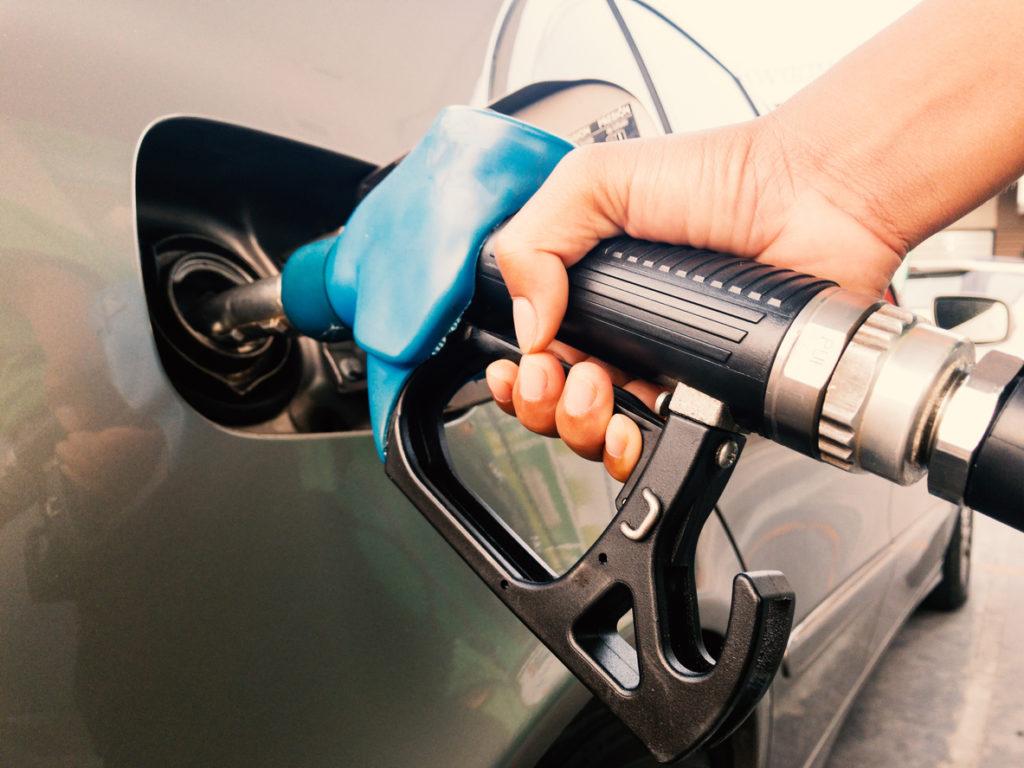 vender milhas posto de gasolina