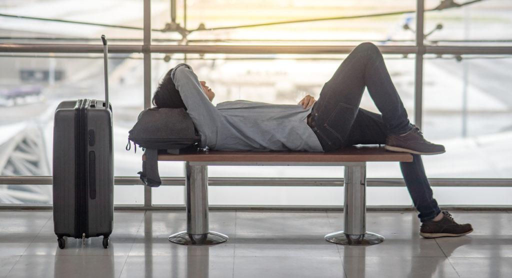 overbooking avião