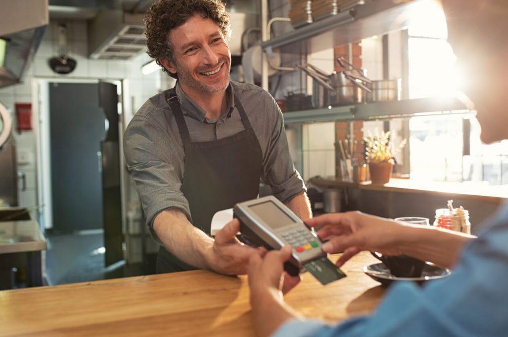 Imagem de compra realizada no cartão de crédito