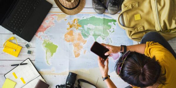 Destinos internacionais que mais dão acúmulo de milhas