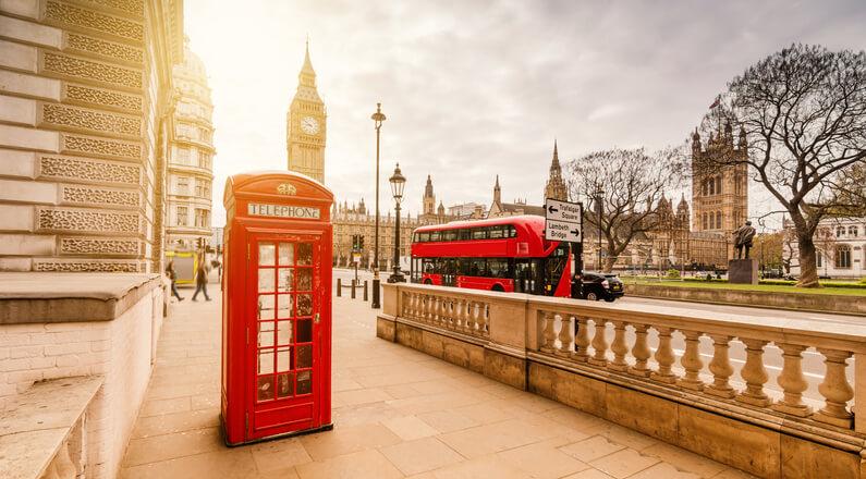 Imagem de ponto turístico em Londes.  Confira as 07 dicas para montar a mala ao viajar para Londres