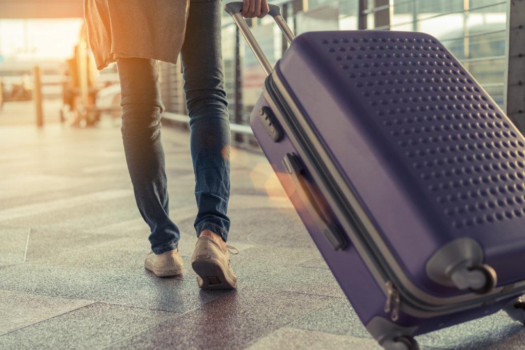 regras na bagagem latam